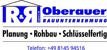 Oberauer Bau Logo